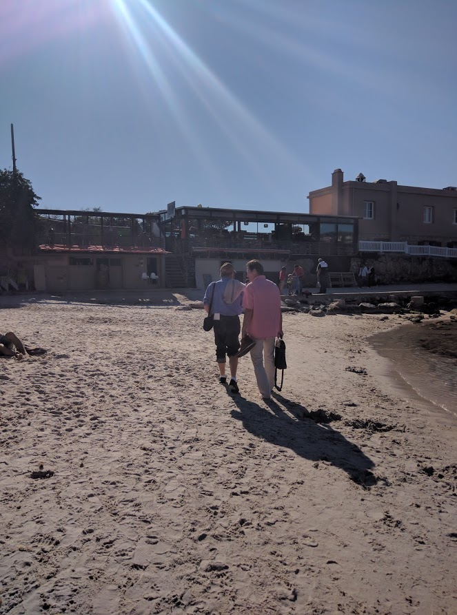 Charles and jean-marc rene cros beach bandol