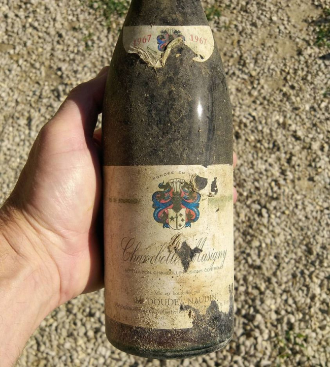 Chambolle Musigny 1967