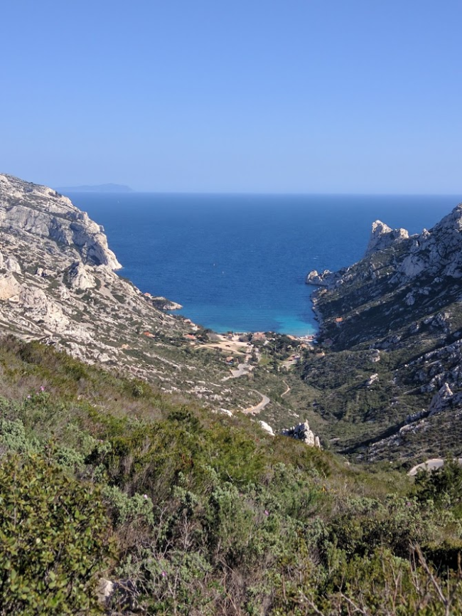 Calanque-at-sormiou