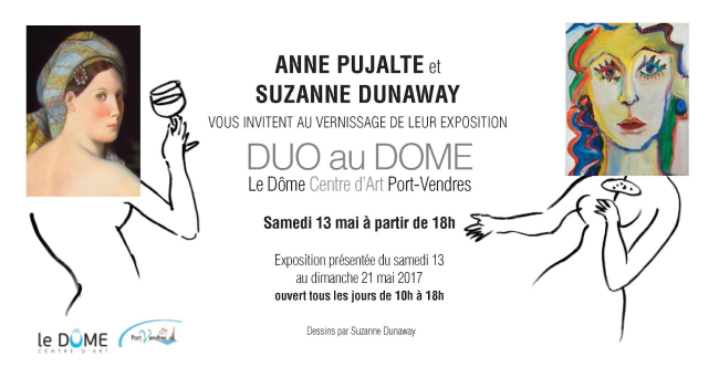 Suzanne Dunaway expo