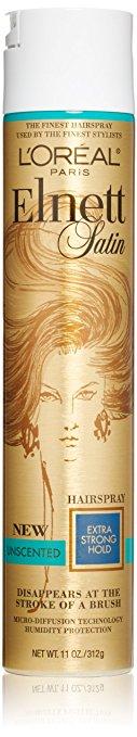 Loreal Elnet hairspray
