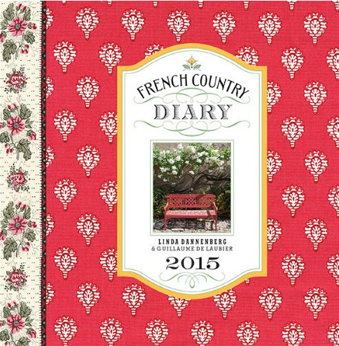 French country diary 2015