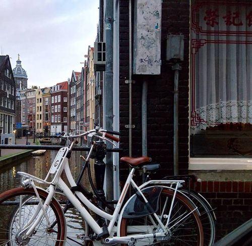 Bike-in-Amsterdam