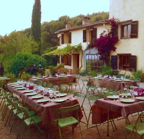 1-Mas des Brun wedding anniversary