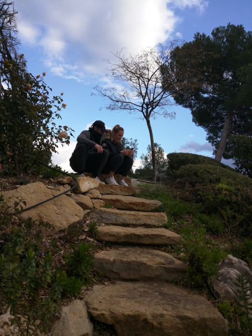 Jackie-stairs