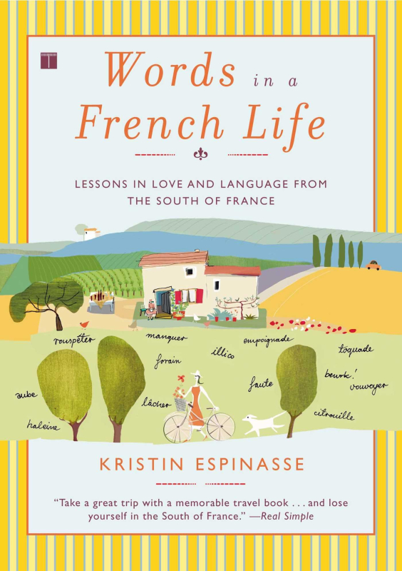 Words-in-a-French-Life-book