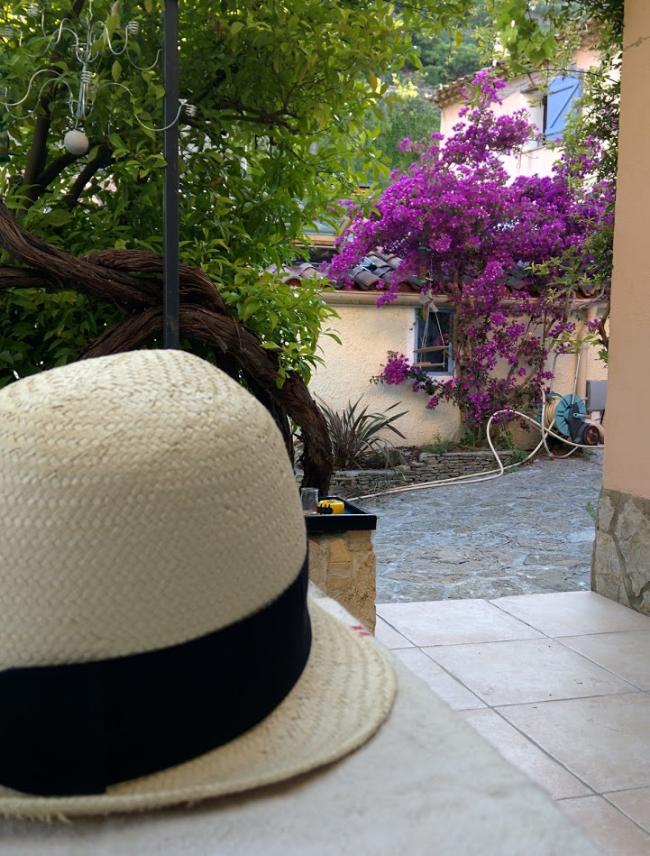Susans hat and studio
