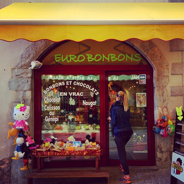 Jackie Espinasse euro bonbons briancon france bonbons chocolats en vrac calisson nougat candy
