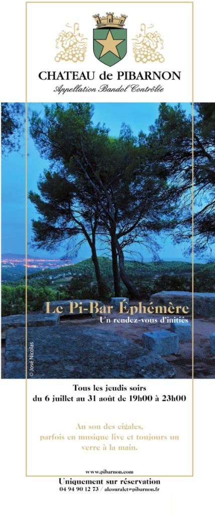 Le Pi-Bar Ephemere