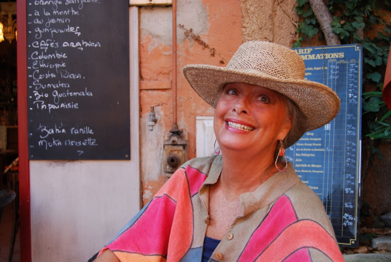 Jules in roussillon