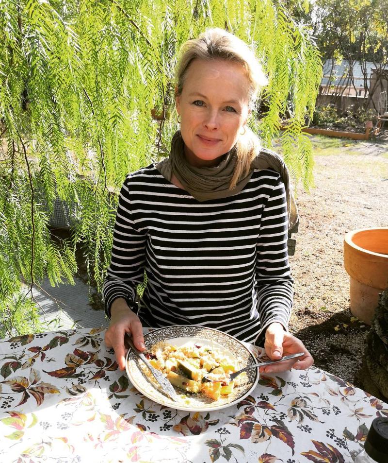 Kristi vegetarian couscous