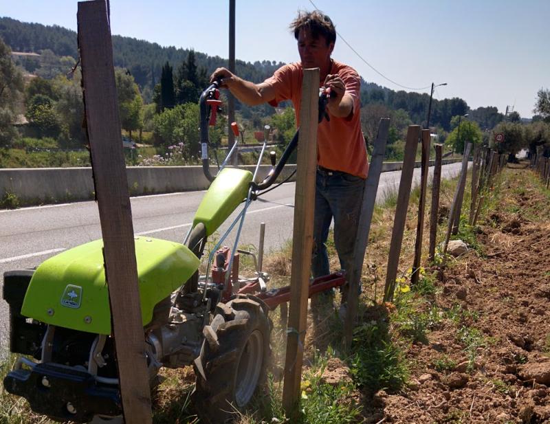Jean-marc handling plow