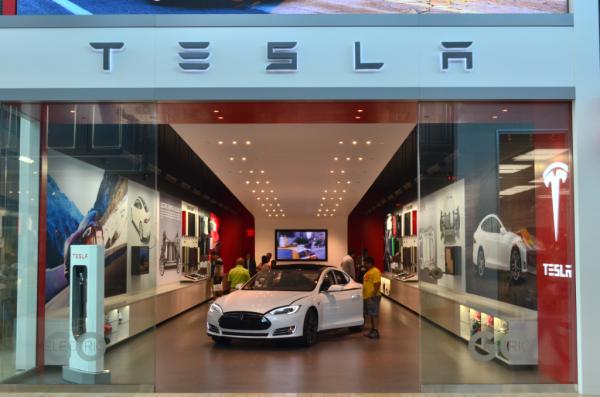 TeslaMotorsYorkdale