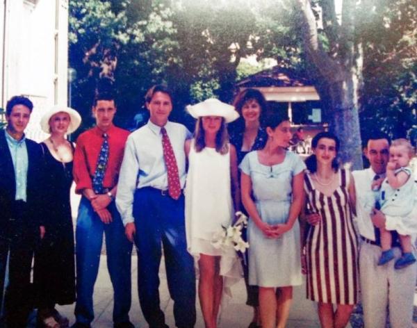 Mariage Civil à la Mairie de Bagatelle