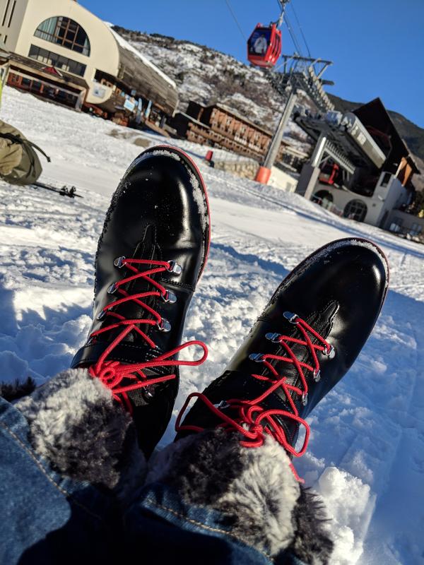 Non-slip bottes de neige