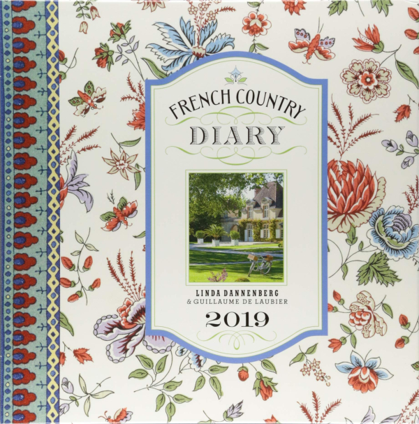 French country diary 2019