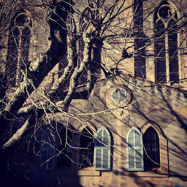 Eglise cathedral church france la ciotat