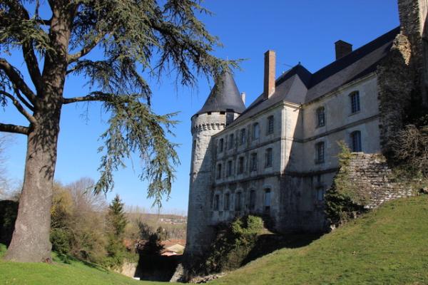 Rochefoucauld Charente