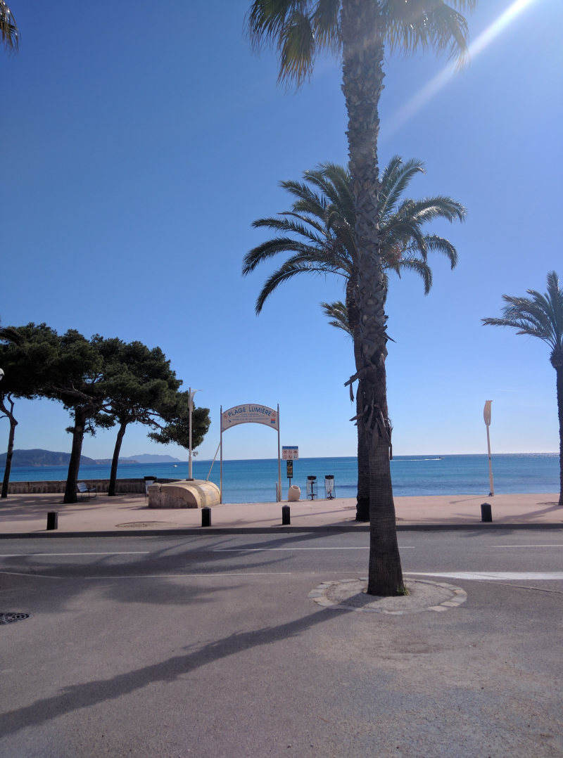 Beach in la ciotat (2)