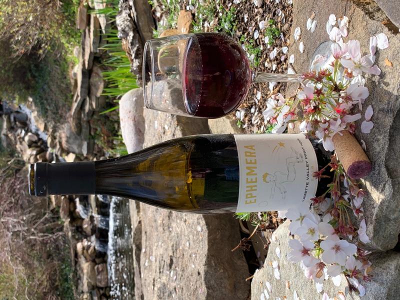 Ephemera wine by  Eileen DeCamp