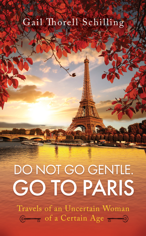 KINDLE Do Not Go Gentle. Go to Paris