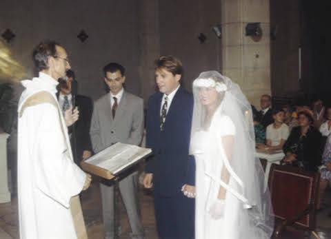 Marriage kristi jm