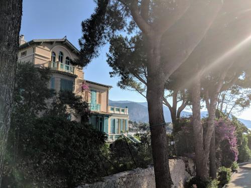 Villa in beaulieu sur mer cap ferrat