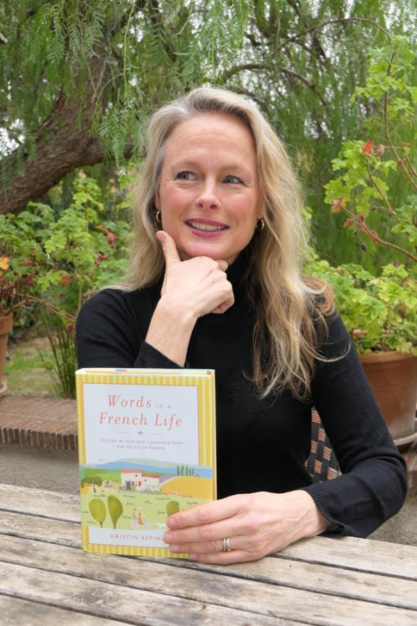 Kristi Words in a French life