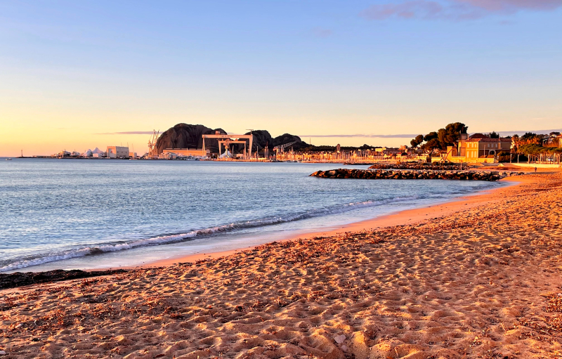 La Ciotat beach