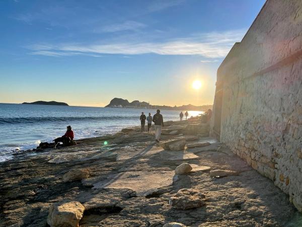 Jean-Marc coastline in la ciotat