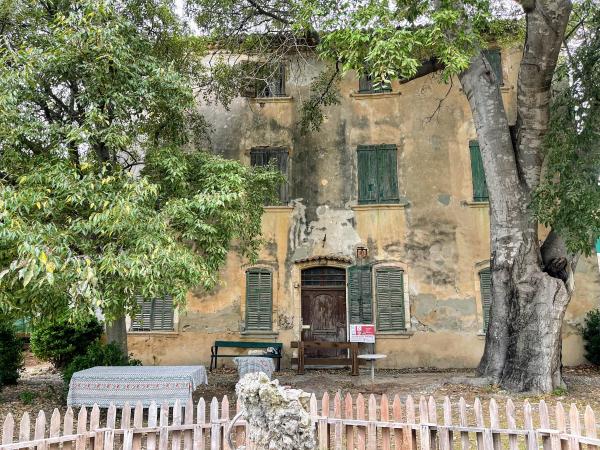 historic building La Bastide Marin La Ciotat France