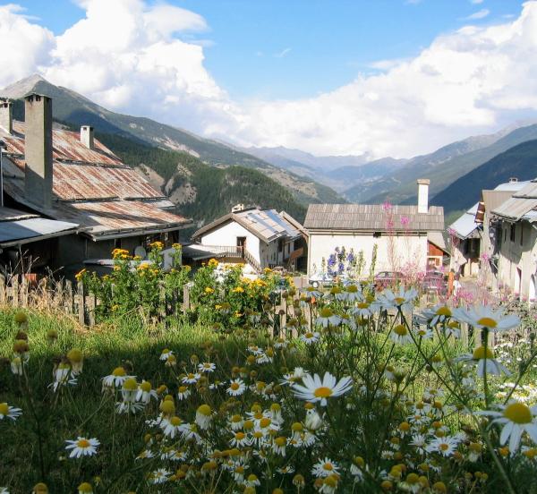 Queyras France Alps