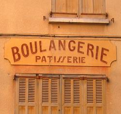 Boulangerie patisserie in la Motte (c) Kristin Espinasse