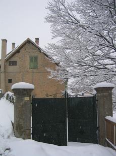 Chalet = Cottage (c) Kristin Espinasse