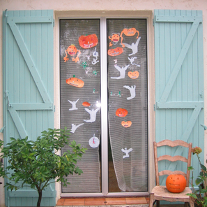 French citrouille = pumpkin (c) Kristin Espinasse