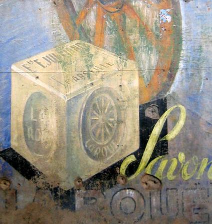 Savon la roue - roue = wheel (c) Kristin Espinasse